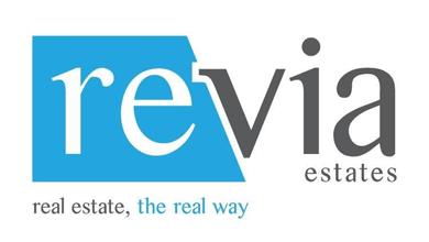 Revia Estates Logo