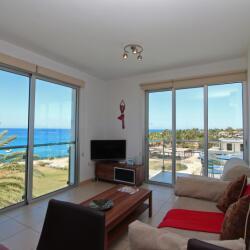 1 Bed Sea View Apartment In Protaras