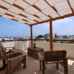 Sea View Apartment In Pernera For Sale