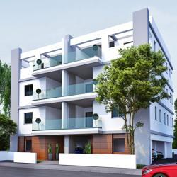 Apartments In Agios Dometios