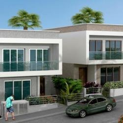 Louis Estates 3 Bedroom Houses In Germasogeia 1