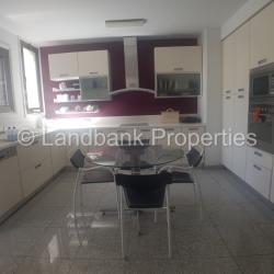Landbank Properties 4 Bedroom Apartment In Aglantzia Kitchen