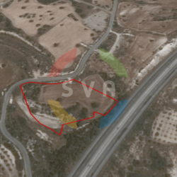Land For Sale In Skarinou