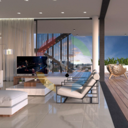 Penthouse For Sale In Columbia Limassol