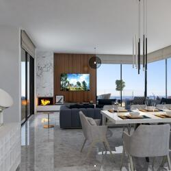 Three Bedrooms New Apartment For Sale In Germasogia Limassol