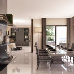Paniotis Mansion Dining Room