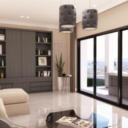 Paniotis Mansion Living Room