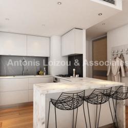 Three Bedroom Spacious Luxury Apartment